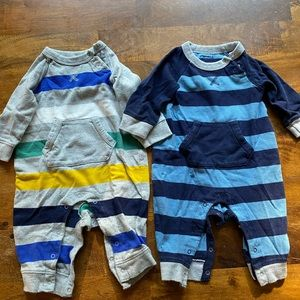 Gap and burts bees boys' bundle 6-12months